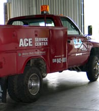 Ace Truck Ready to Help You